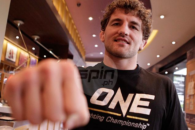Askren promises entertaining One title defense versus Aleksakhin after disappointing match against Santos