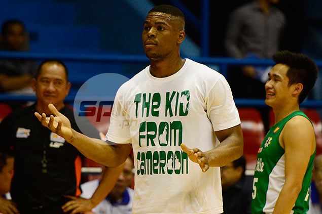 Ben Mbala throws weight around as La Salle beats UE to stay unbeaten in Filoil Cup