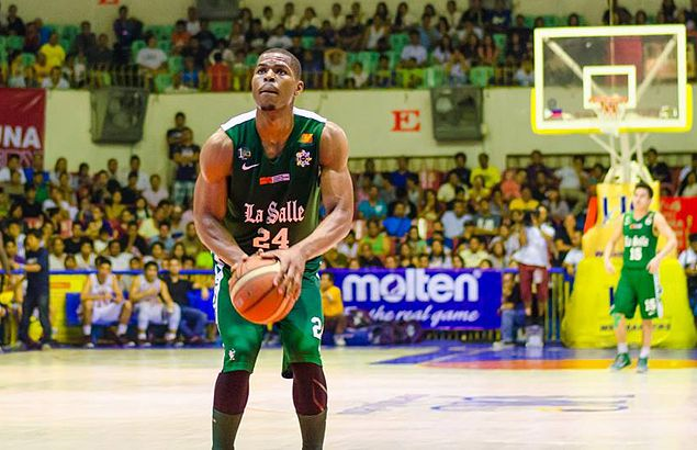 De La Salle recruit Ben Mbala puts UAAP eligibility at risk after playing in Pacquiao-organized league