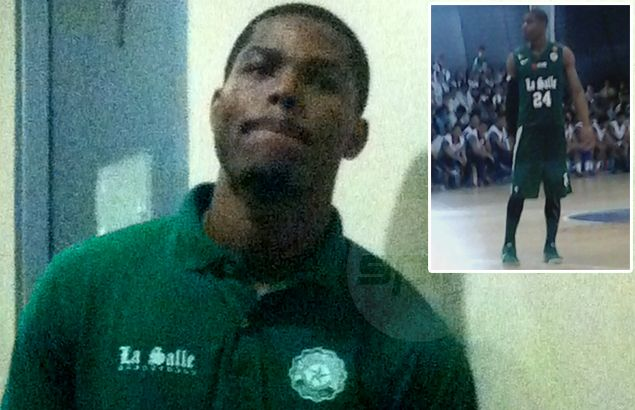 'Big Ben' Mbala eager to get back to his best as he finally joins De La Salle's Team A