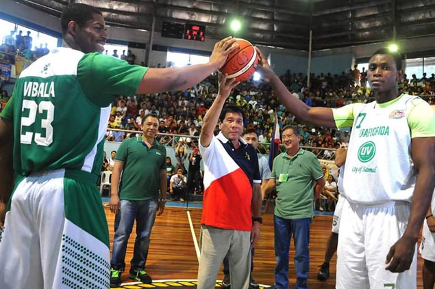 Ben Mbala shows what he can do for La Salle with 'monster' MVP performance in Davao invitational