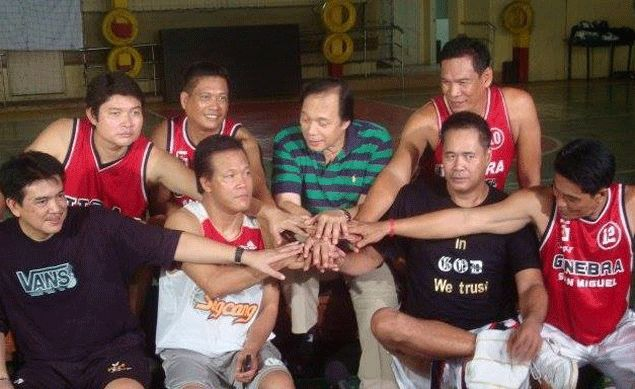 Former Ginebra player Bennett Palad says it will take more than coaching change to revive 'disjointed' team