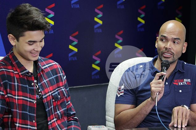 Move to prep team Middlebrooks Academy will augur well for Kobe Paras, says dad Benjie