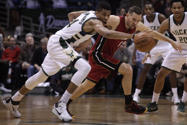 Undermanned Miami Heat take another hit as Beno Udrih set for season-ending surgery