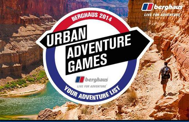Adventure racing takes a leap to digital age in Berghaus Urban Adventure Games