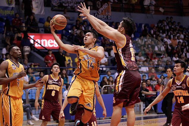 JRU Bombers end up as third seed in NCAA Final Four with overtime win over Perpetual Help Altas