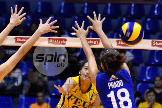 Bernadeth Pons steers Far Eastern University to second straight win with four-set demolition of Arellano