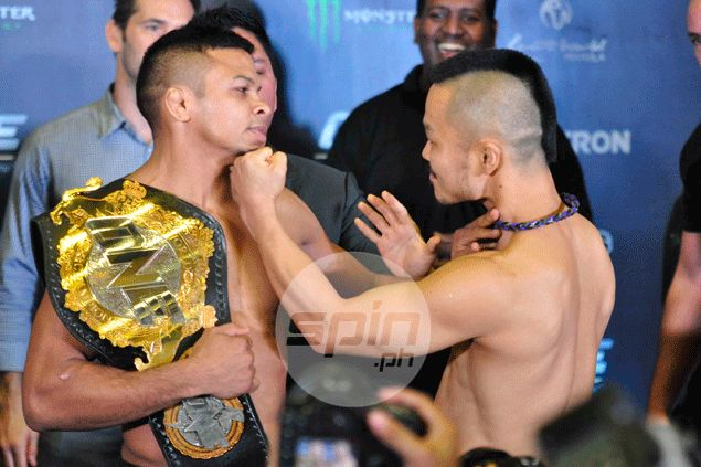 Honorio Banario agrees to fight overweight Brazilian at catchweight in ONE FC card