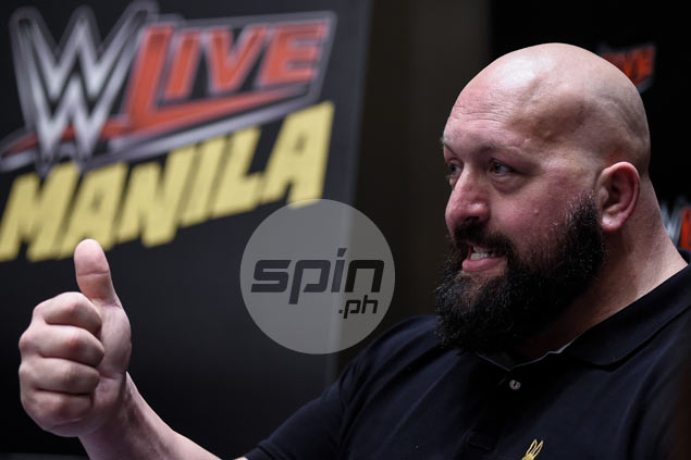 Big Show, John Cena join Seth Rollins, Roman Reigns in stacked WWE Live Manila card