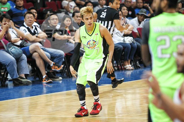 Superstitious Terrence Romeo credits shoe change for regaining shooting touch in Batang Pier's first win
