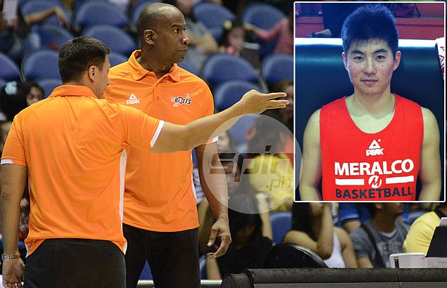 Japanese hotshot Seiya Ando quick to impress as he joins Meralco Bolts