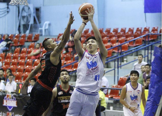 Blustar KL Dragons blow big lead but recover in time to turn back winless Mindanao Aguilas