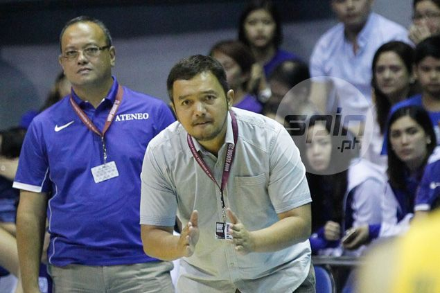 Bo Perasol glad distractions are out of the way as he goes for last hurrah at Ateneo