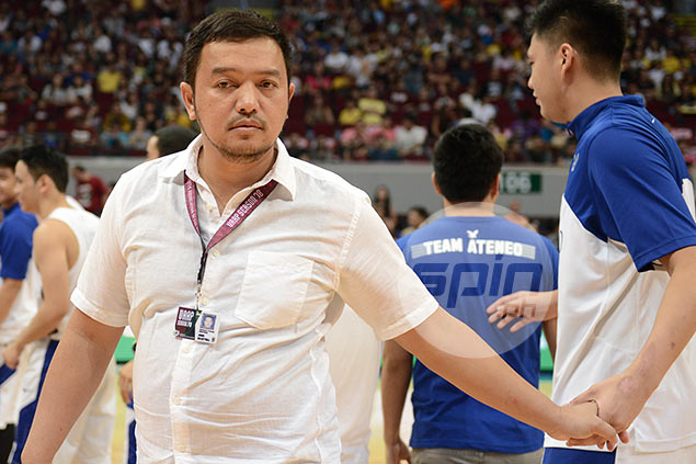 Bo Perasol to be formally introduced as new coach of UP Maroons, says source
