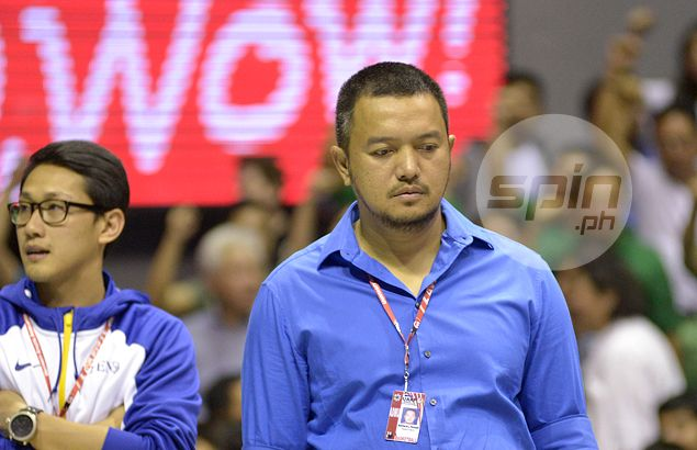 Slow-starting Blue Eagles can't expect to escape all the time, warns coach Bo Perasol