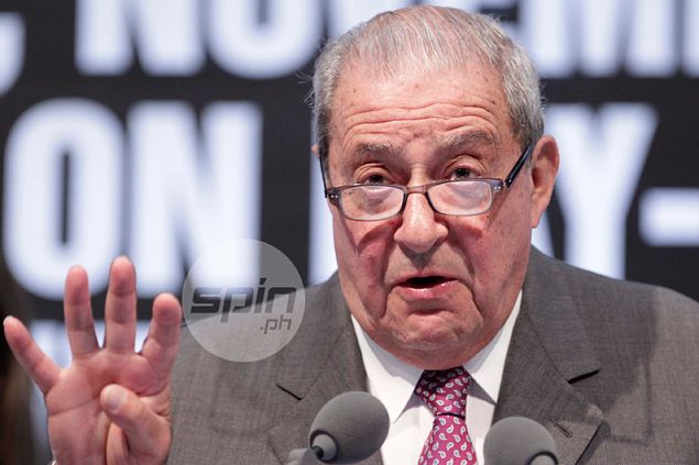 Mayweather camp allays fears after Bob Arum rant on absence of contract with MGM