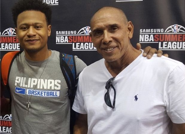 Parks inspired after meeting Fil-Am trail-blazer Townsend, ex-Alaska import Sean Chambers