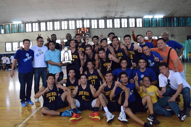 Heavy Bombers overcome Tigers to complete nine-game sweep of Fr. Martin Cup
