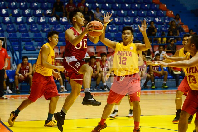 UE Red Warriors keep quarterfinal bid alive in Filoil Cup after beating also-ran Mapua