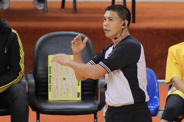 Olympics-bound Pinoy referee Bong Pascual recalls time he whistled James Harden for an offensive foul