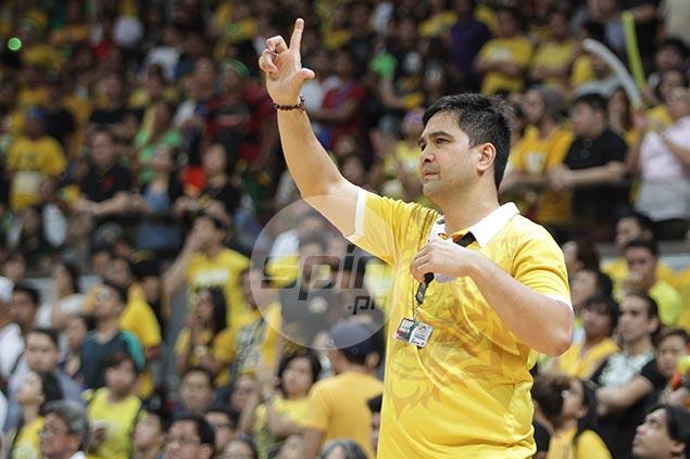 UST coach Bong Dela Cruz says maltreatment accusations not true, conscience is clear