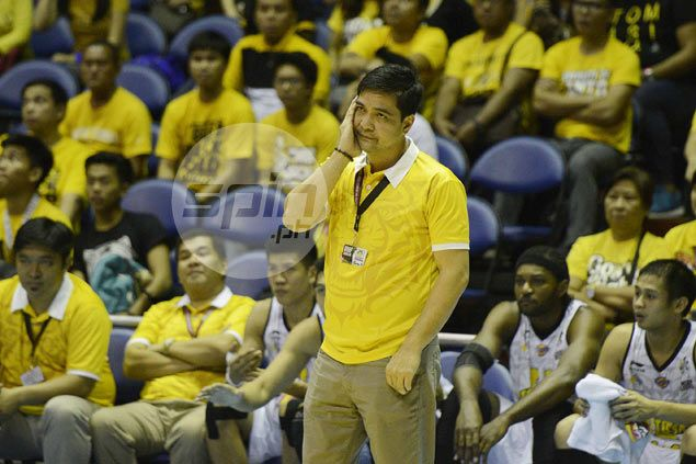 Preparations for new season start, but host UST yet to name head coach