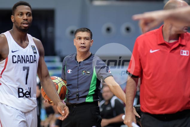 Veteran referee Bong Pascual pitches in to address perennial officiating problems at Palaro