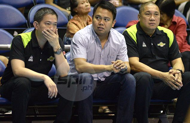GlobalPort team manager denies knowledge of any negotiations for Tenorio-Pringle trade