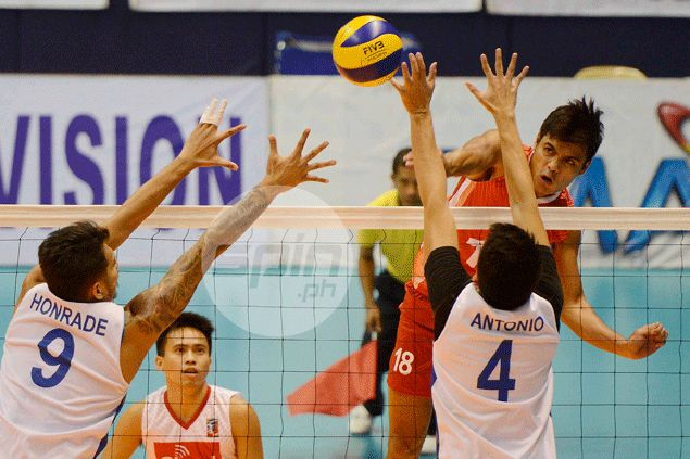 Cignal leans on coach Sammy Acaylar's 'magic bunot' to complete comeback victory over Sta. Elena