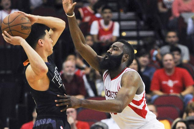 Suns overcome sluggish start to snap 7-game slide and deal huge blow to Rockets playoff hopes