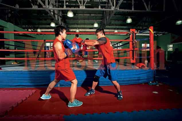 Boost your endurance and strength with this power workout by the PH Boxing Team