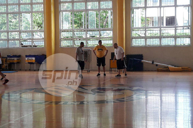 Pressed for time, Boy Sablan fast-tracks process in bid to form strong UST team