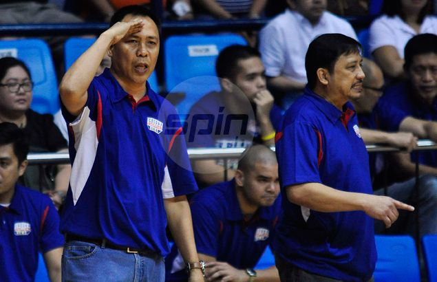 Feuding coaches Zamar, Pua finally shake hands at end of heated D-League series