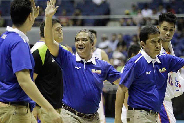 Boyet Fernandez feels like a rookie coach all over again as he makes PBA return with NLEX