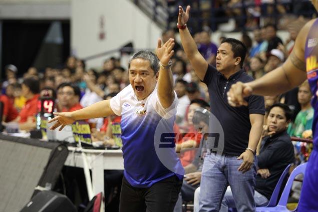 Inconsistency preventing NLEX from joining PBA's elite, says coach Boyet Fernandez