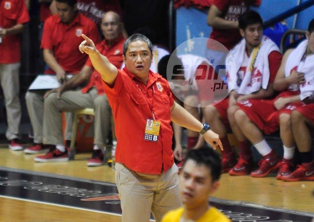 Mixed emotions as Boyet Fernandez sees former players get drafted by non-MVP teams