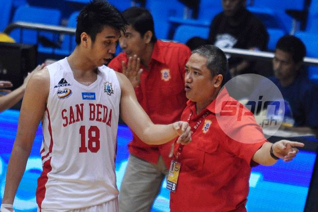 NLEX coach Boyet Fernandez makes pitch for San Beda players entered in Rookie Draft