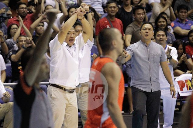 Fuming NLEX coach Fernandez hopes Salud reviews calls in loss to Meralco: 'We were robbed'
