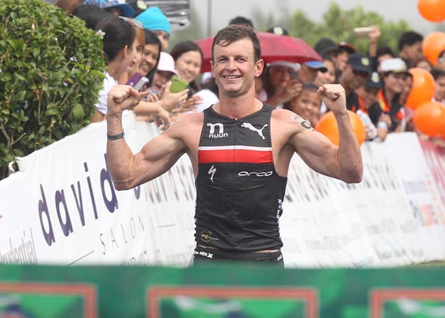 Bradley Weiss out to conquer new territory as XTERRA triathlon goes to Danao