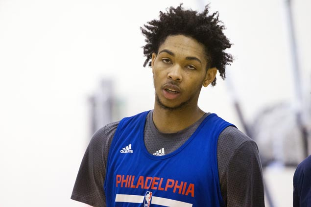 adidas signs Brandon Ingram, four other top 2016 NBA Draft prospects to shoe deals