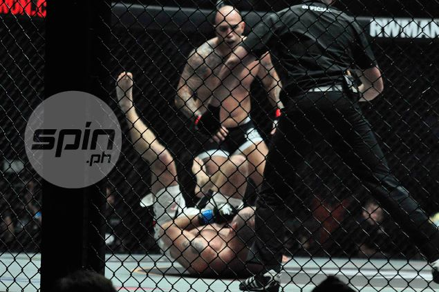 Brandon Vera proves he's far from washed up with TKO win over Igora in One FC debut