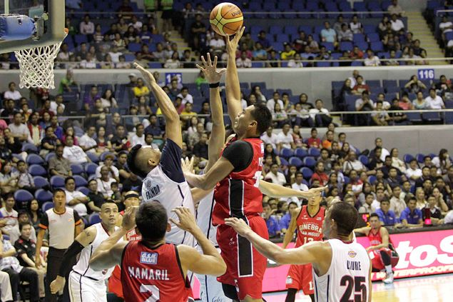 Bryan Faundo thankful for support from former Ginebra teammates as he finds new home at Blackwater