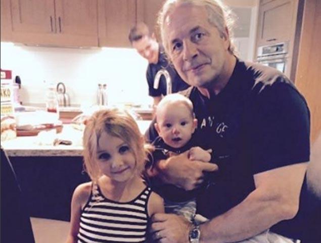 WWE Hall of Famer Bret 'The Hitman' Hart reveals he's battling prostate cancer