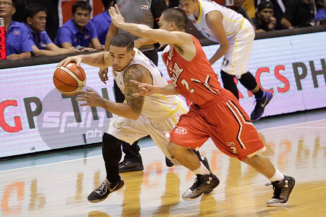 Brian Heruela's big game for Blackwater spoiled by 'bad decision' near the end