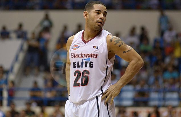 Rookie Brian Heruela hopes to pick up from where he left off with Blackwater