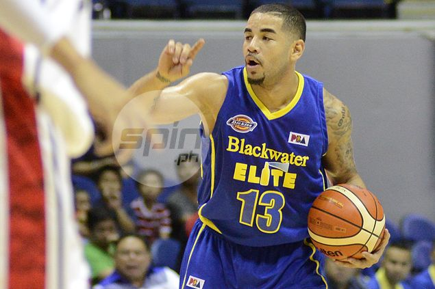 Brian Heruela blindsided by Blackwater decision to trade him to Barako for Lastimosa