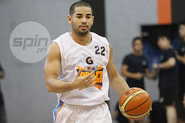 Cebuano Brian Heruela confident he can be a 'Lee-thal' weapon for any team that picks him