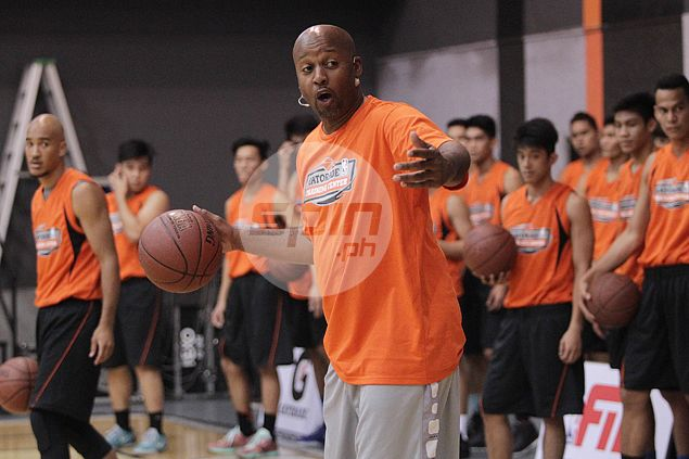 Former NBA coach Brian Shaw sees a lot of potential in US-based Kobe Paras