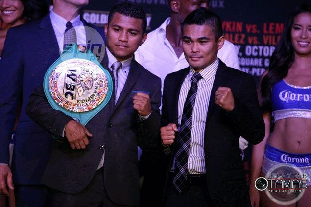 Brian Viloria relishes underdog tag as he challenges unbeaten WBC champ Gonzales