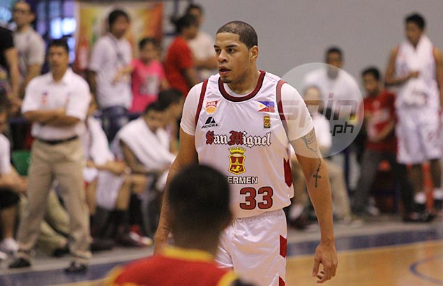 Rogers out, Williams back in for Beermen